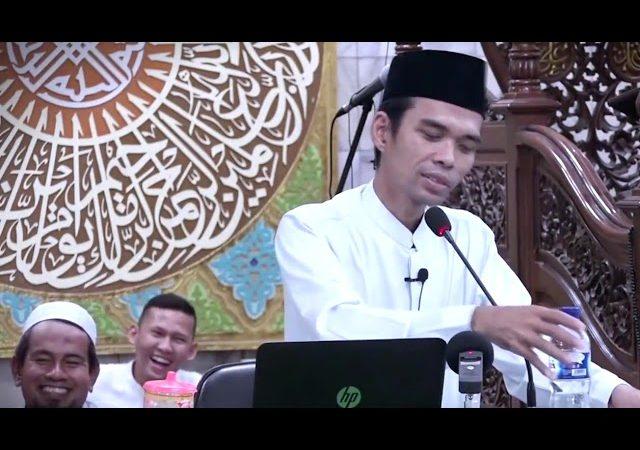 Kocak, Tanya Jawab Untuk Seputar Anak Muda Jaman Sekarang - Ust Abdul Somad