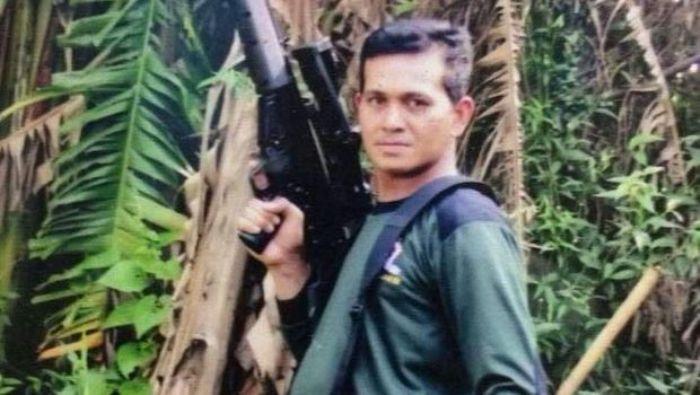Joni Suryawan, mantan kombatan Gerakan Aceh Merdeka (GAM) membantah klaim kubu capres Prabowo Subianto, Dahnil Anzar Simanjuntak.