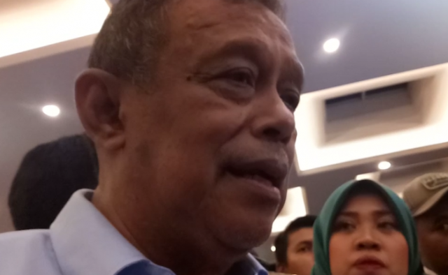 Ketua Badan Pemenangan Nasional (BPN) Prabowo Subianto-Sandiaga Uno, Djoko Santoso.