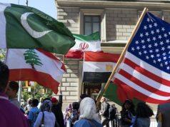 Hari Muslim di Madison Avenue, New York