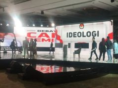 Lokasi debat keempat Capres