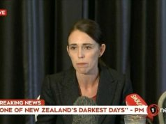 PM Selandia Baru