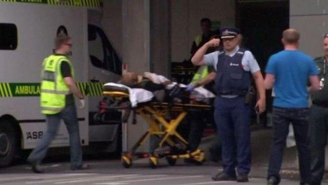 Selandia Baru Penembakan Picture: Penembakan Di Masjid Selandia Baru, Presiden Indonesia