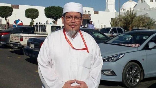 Wakil Sekretaris Jenderal Majelis Ulama Indonesia (MUI) Tengku Zulkarnain