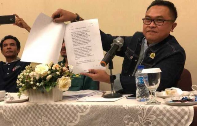 Ketua Bidang Pemenangan PBB Sukmo Harsono