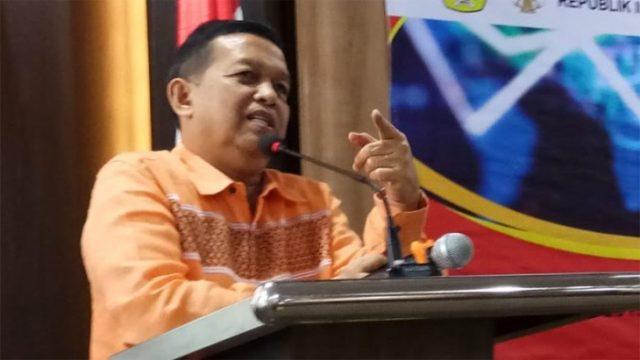 Ketua MP PAN Soetrisno Bachir