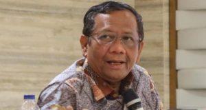 Ketua Umum Gerakan Suluh Kebangsaan, Mahfud MD