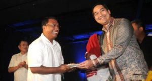Koordinator media TKN Joko Widodo-Ma'ruf Amin