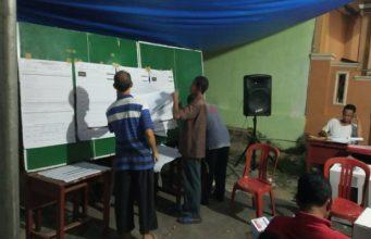 Petugas Kelompok Penyelenggara Pemilihan Suara