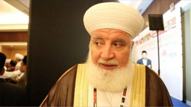 Syaikh Dr Muhammad Adnan Al-Afyouni