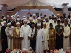 Ulama sufi internasional dari puluhan negara muslim