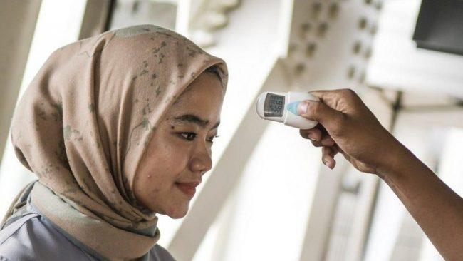 Umat Islam di Dunia Menangkal Virus Corona