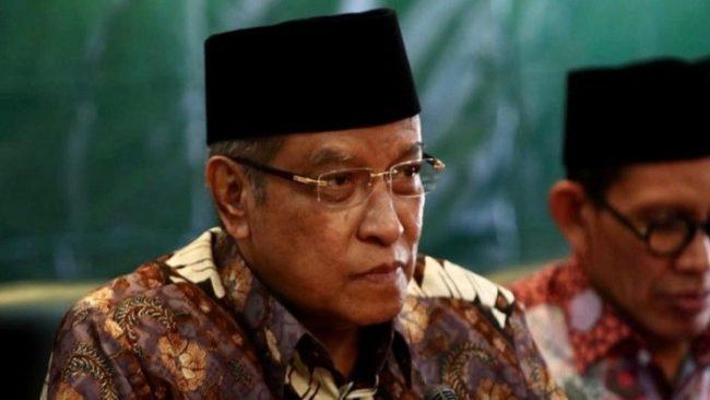 Ketua Umum Pengurus Besar Nahdlatul Ulama KH Said Aqil Siroj.