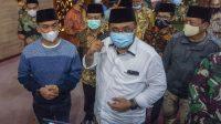 Menag Yaqut Cholil Qoumas ingin Indonesia menjadi barometer negara Islam seluruh dunia.