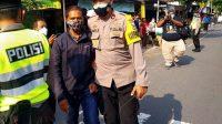 Ditangkap Polisi Gegara Bentangkan Poster ke Jokowi